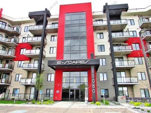 Edmonton South West 2 bedroom Condominium