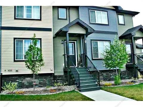 Edmonton Du Sud-ouest 3 chambre à coucher Maison urbaine
