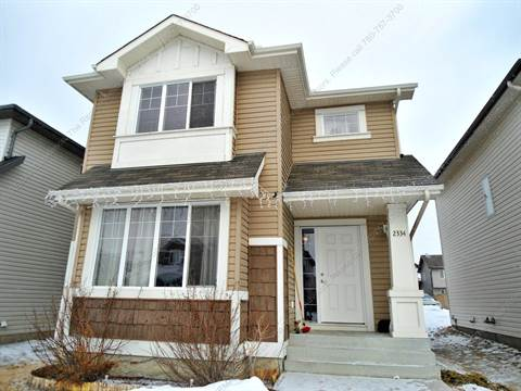 Edmonton South West 4 bedroom House For Rent