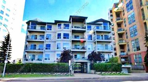 Edmonton Du centre 1 chambre à coucher Condominium