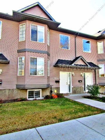 Edmonton North West 3 bedroom Townhouse For Rent