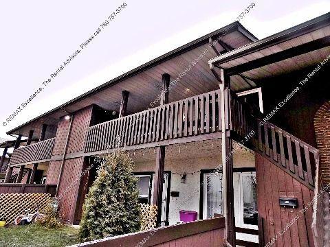 Edmonton Downtown 1 bedroom Townhouse For Rent