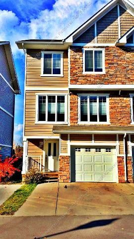 Morinville 3 bedroom Townhouse