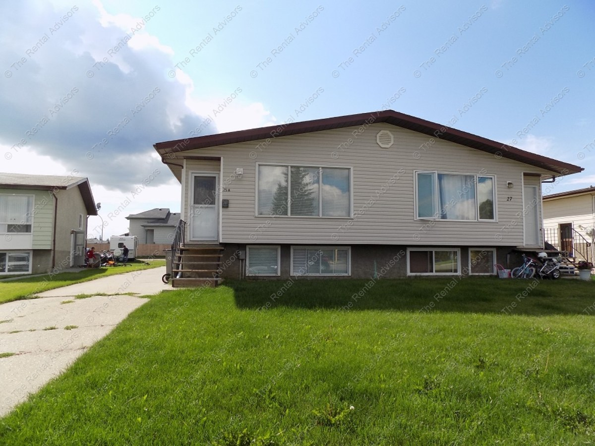 Stony Plain Main Floor Only for rent, click for more details...