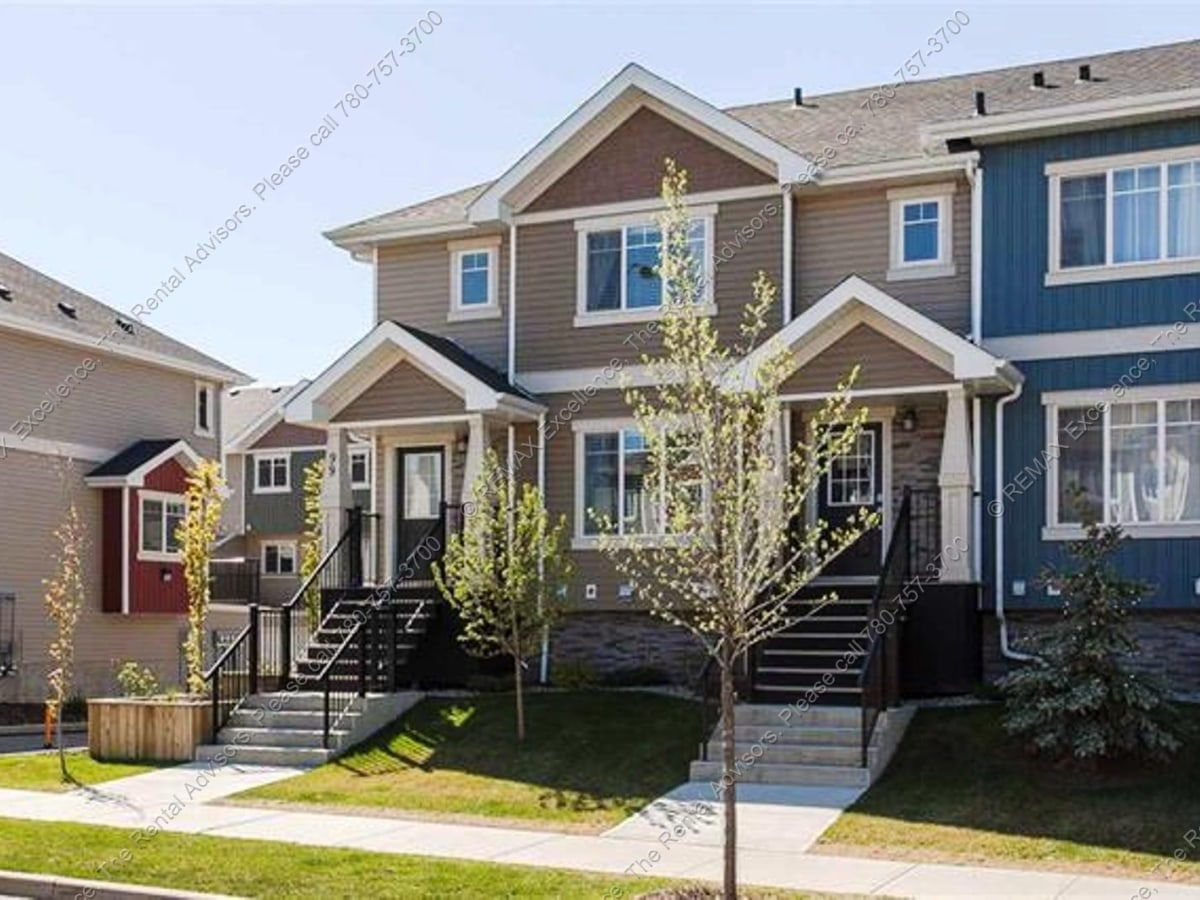 Edmonton Townhouse for rent, click for more details...