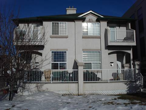 Calgary Alberta Condominium For Rent