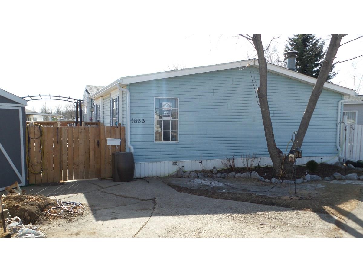 Edmonton Alberta Mobile Home/Lot For Rent