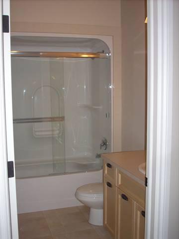 Spruce Grove Condominium. Ensuite bath: oversized bath and shower
