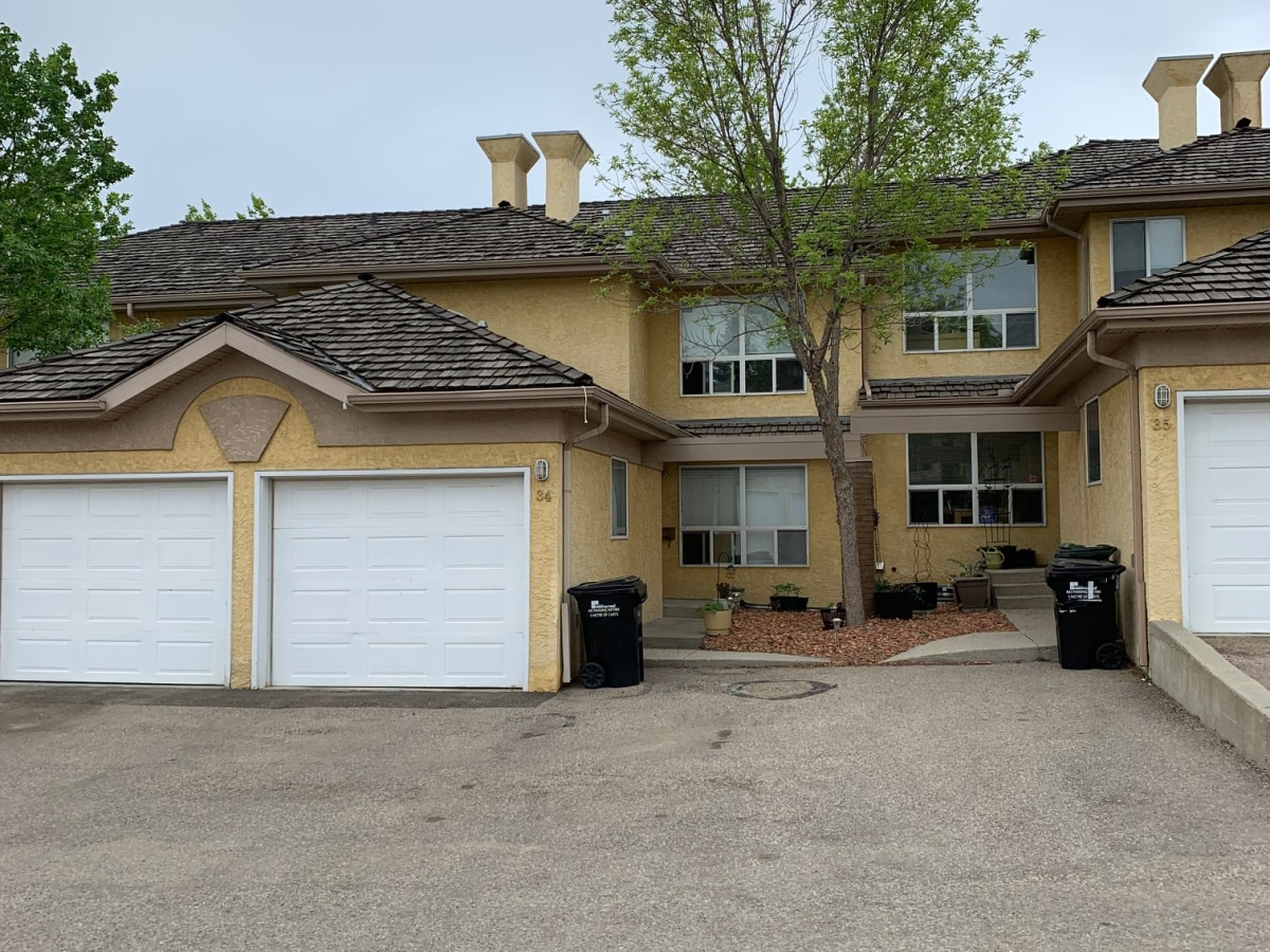 Sherwood Park Alberta Townhouse For Rent