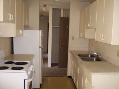 Edmonton Downtown 2 bedroom Condominium For Rent