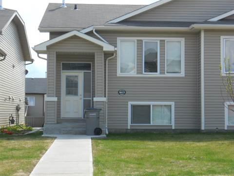 Grande Prairie Alberta Duplex for rent, click for details...