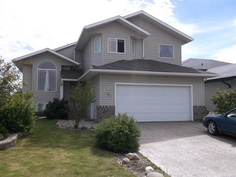 Grande Prairie Alberta House for rent, click for details...