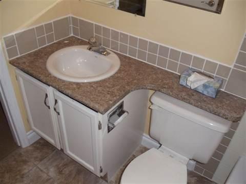 Swan Hills Maison urbaine. Bathroom
