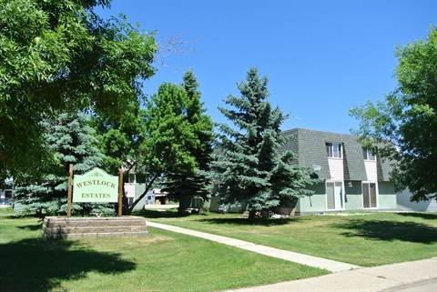 Westlock Apartment for rent, click for more details...