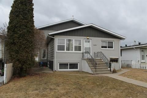 Edmonton North West 2 bedroom Four-Plex For Rent