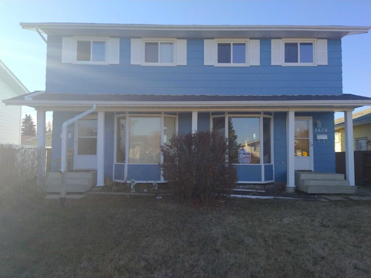 Vegreville Duplex for rent, click for more details...