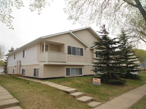 Camrose 3 bedroom Four-Plex