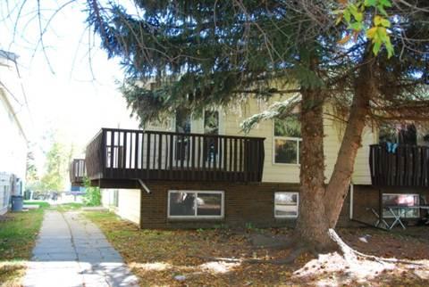 Camrose Four-Plex for rent, click for more details...
