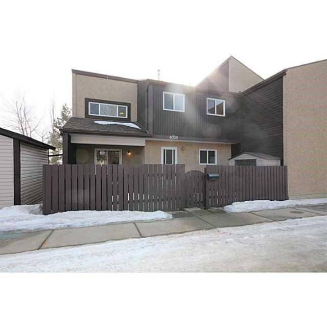 Edmonton Alberta Maison urbaine à louer