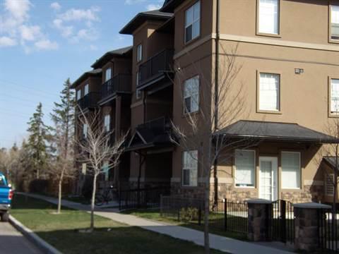 Calgary Du nord-ouest 2 chambre à coucher Appartement