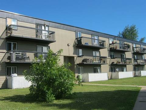 Slave Lake 2 bedroom Apartment