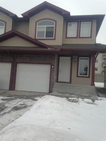 Stony Plain Alberta Duplex For Rent