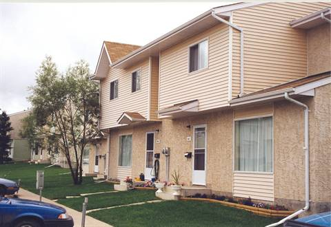 Cold Lake Townhouse for rent, click for more details...