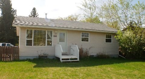 Cold Lake 3 bedroom House For Rent