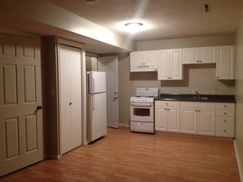 Lethbridge Basement Suite for rent, click for more details...