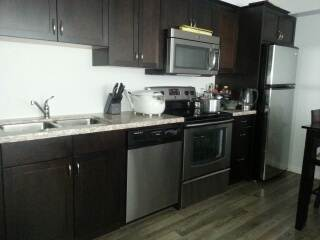Winnipeg North West 2 bedroom Condominium For Rent
