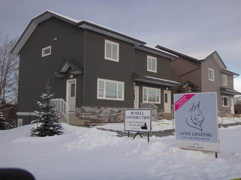 Hinton Alberta Duplex For Rent