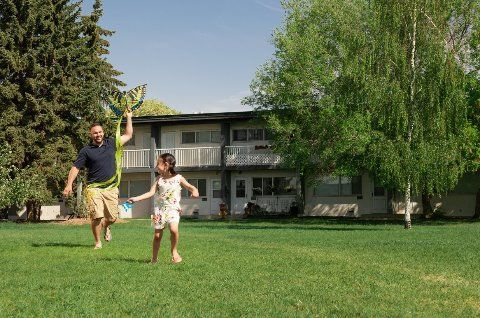 Edmonton Townhouse. A welcoming community for all families