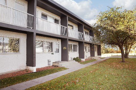 Edmonton Townhouse. Safe and comfortable place to call home