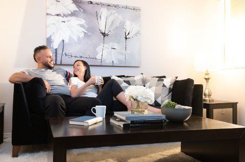 Edmonton Townhouse. There's nothing like staying at home with your loved ones