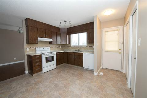 Edmonton Alberta Main Floor Only For Rent