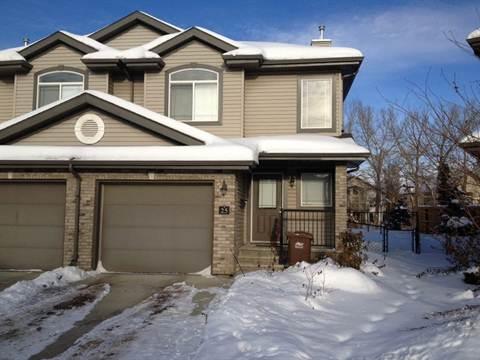St. Albert Alberta Duplex for rent, click for details...