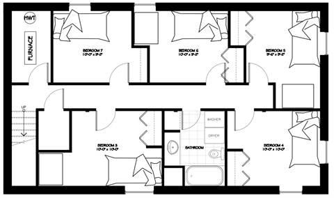 Ottawa House. Floor lower level