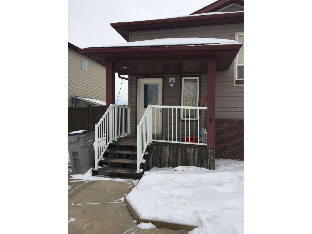 Grande Prairie Alberta Main Floor Only For Rent