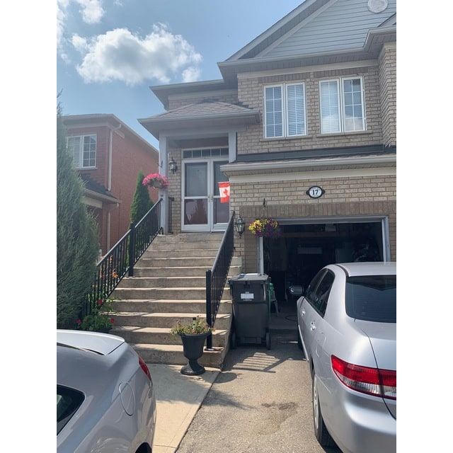 Brampton Main Floor Only for rent, click for more details...
