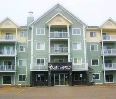 Fort Saskatchewan 2 bedroom Condominium