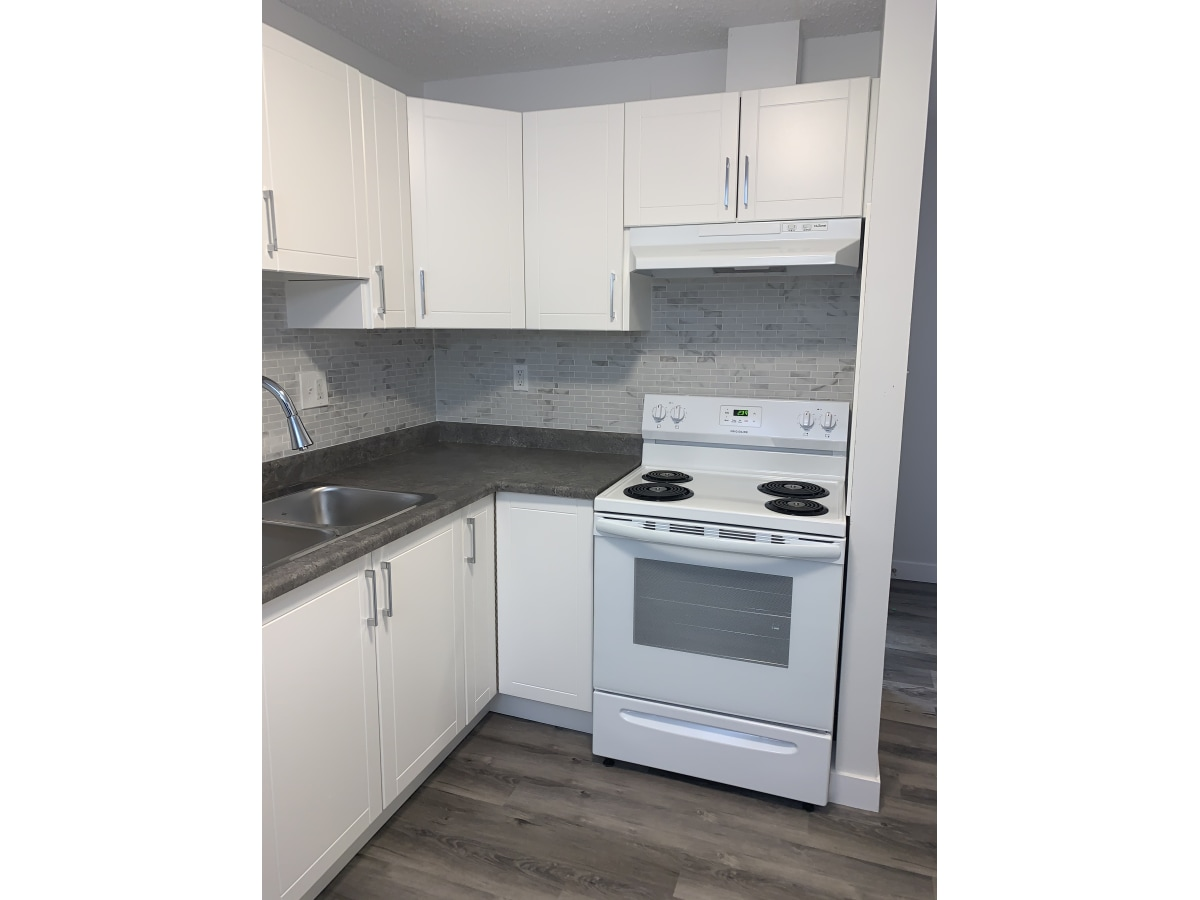 Edmonton Alberta Four-Plex For Rent