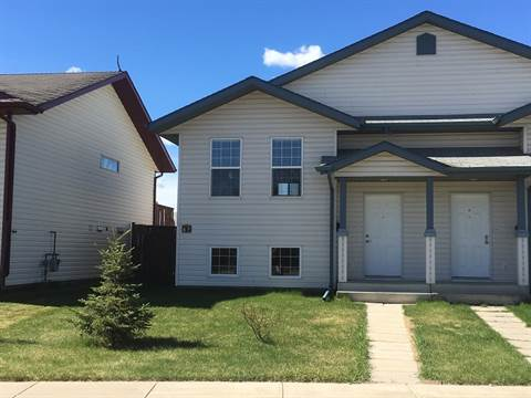Red Deer Alberta Duplex for rent, click for details...