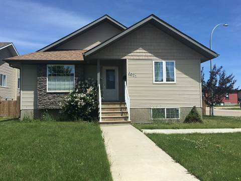 Red Deer Alberta Main Floor Only for rent, click for details...