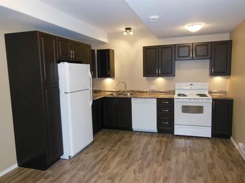 Saskatoon Saskatchewan Appartement en sous-sol à louer