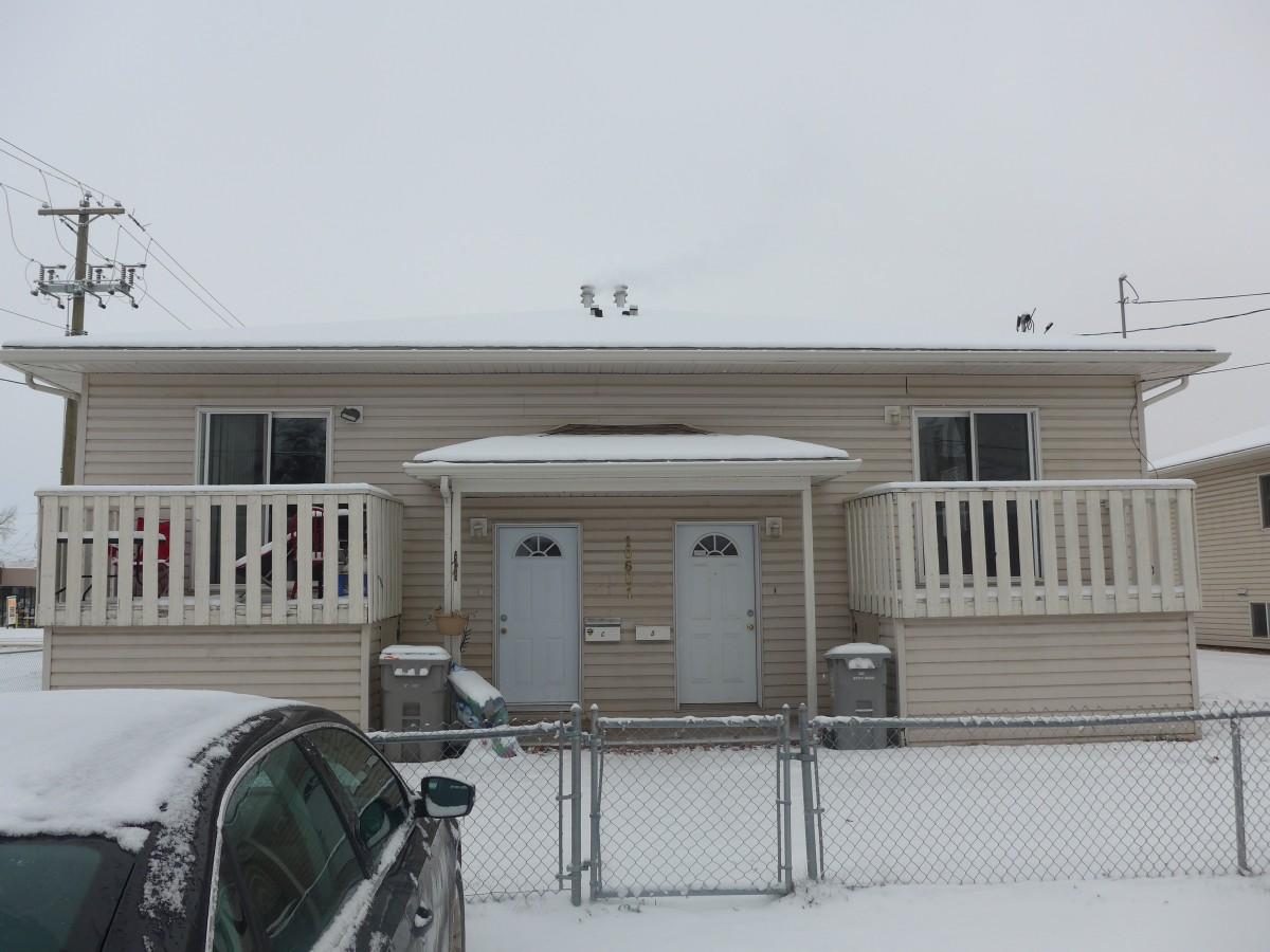 Grande Prairie Four-Plex for rent, click for more details...