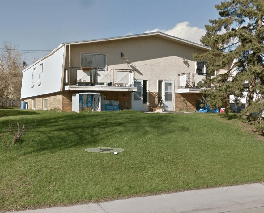 Calgary Four-Plex for rent, click for more details...