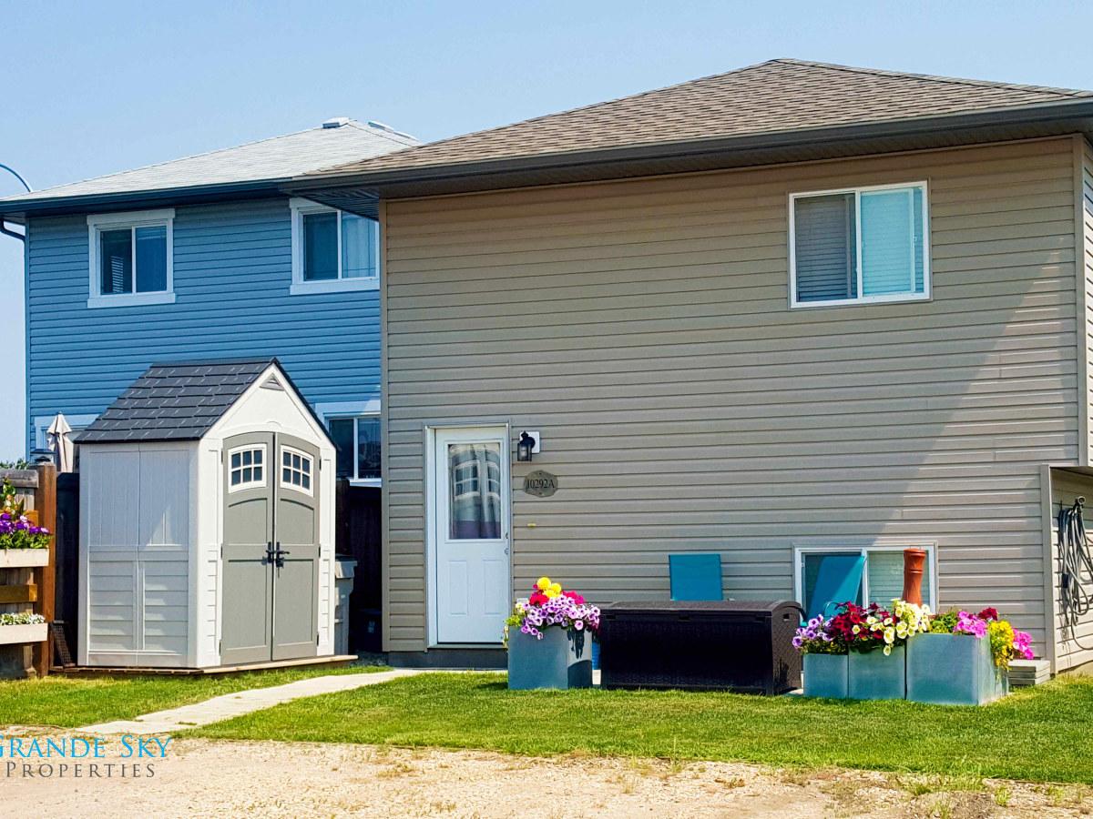 Grande Prairie Alberta Appartement en sous-sol à louer