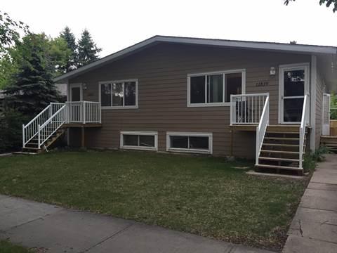 Edmonton Alberta Four-Plex For Rent