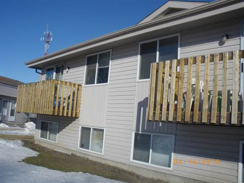 Yorkton Four-Plex for rent, click for more details...