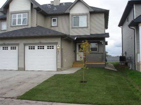 Fort Saskatchewan Duplex for rent, click for more details...
